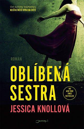 Soutěž o tři romány Oblíbená sestra