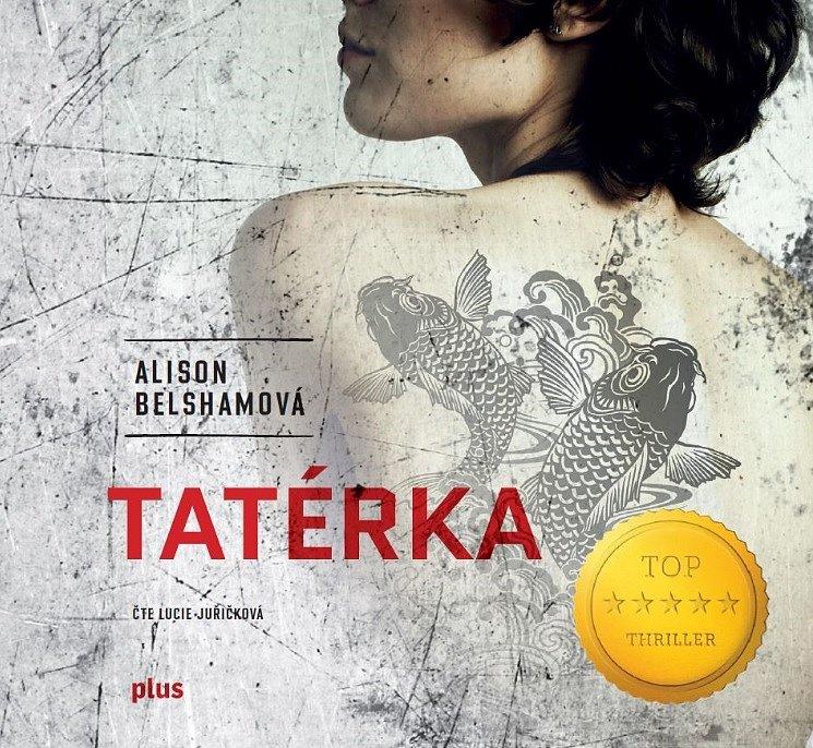 Soutěž o audioknihu Tatérka