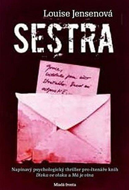 Soutěž o knihu Sestra