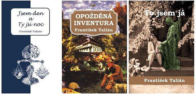 Soutěž o tři balíčky knih od Františka Taliána