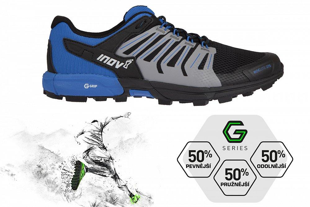 Soutěž o běžecké boty INOV-8 Roclite 275 s grafénem