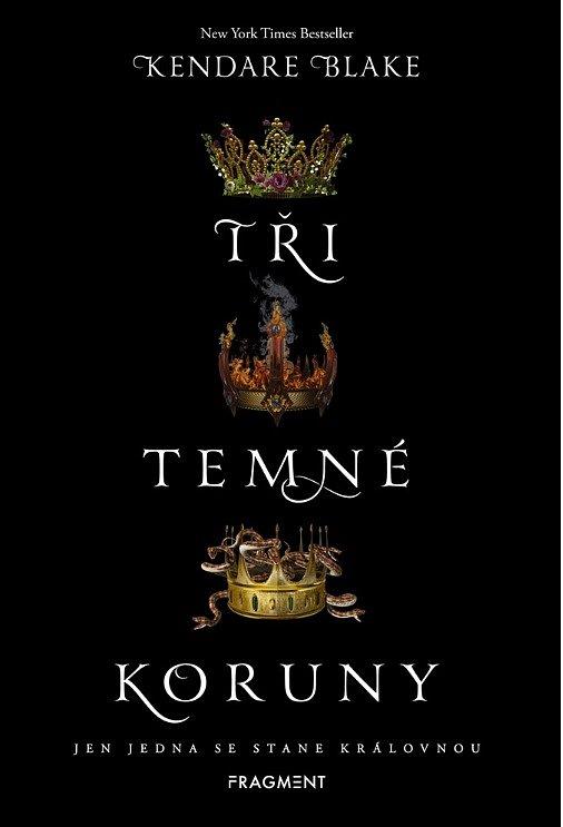Soutěž o knihu Tři temné koruny