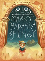 Soutěž o knihu Marcy a hádanka od sfingy