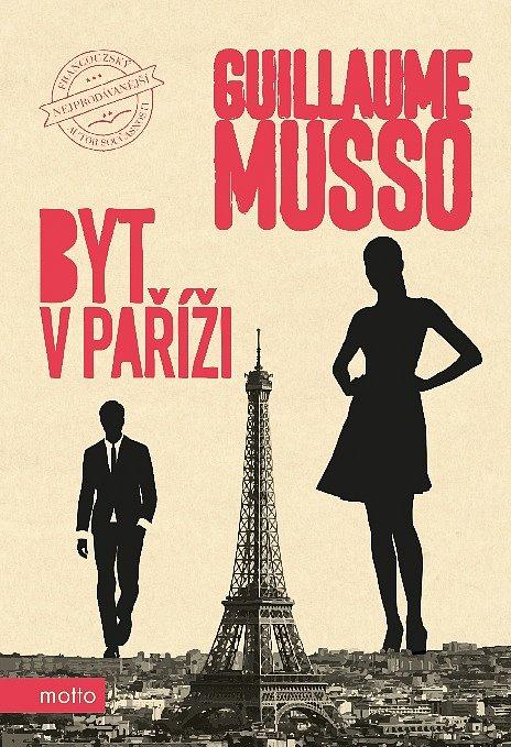 Soutěž o knihu Byt v Paříži