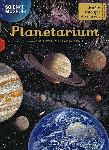 Soutěž o knihu Planetarium