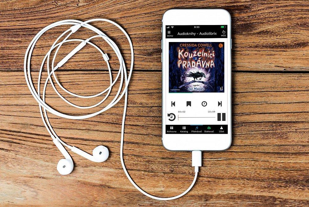 Soutěž o 3 audioknihy Kouzelníci z pradávna