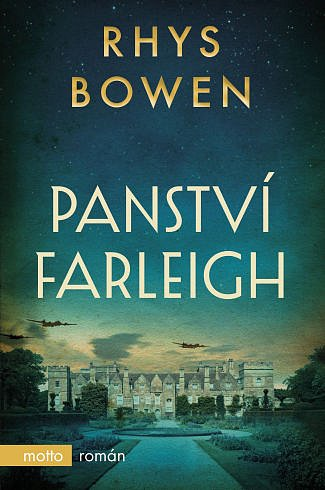 Soutěž o román Panství Farleigh