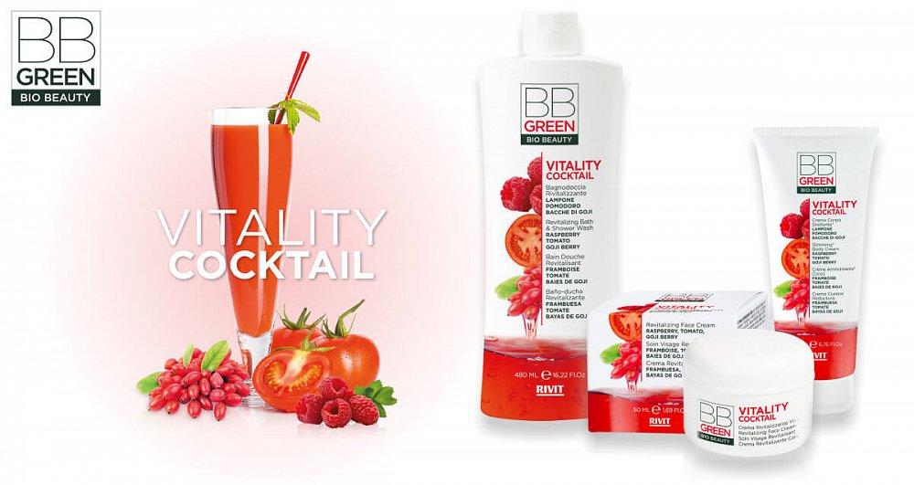 Dubnová soutěž o tělovou kosmetiky BB Green Vitality Cocktail