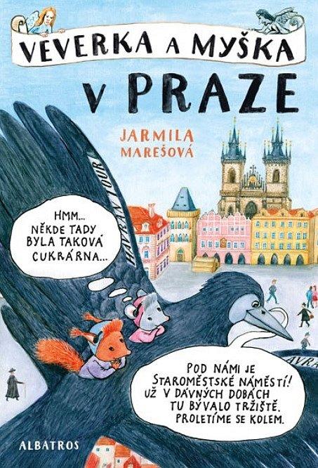 Soutěž o knihu Veverka a Myška v Praze