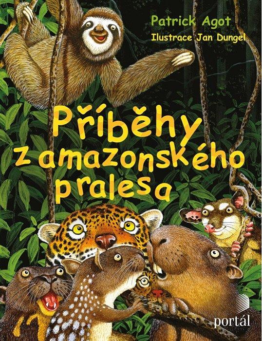 Soutěž o 3 knihy Příběhy z amazonského pralesa