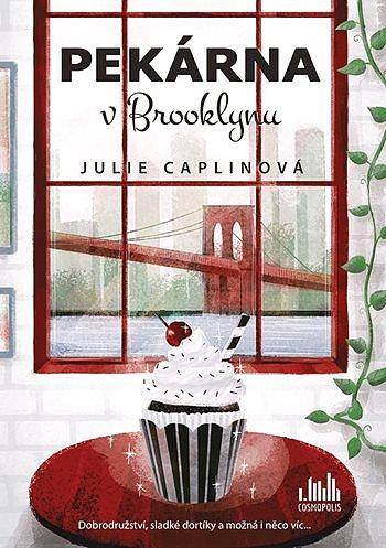 Soutěž o 3 knihy Pekárna v Brooklynu