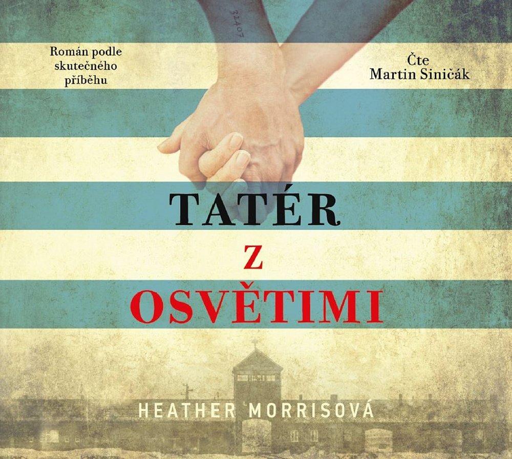 Soutěž o audioknihu Tatér z Osvětimi