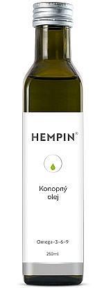 Soutěž o konopné oleje Hempin z Konopné lékárny