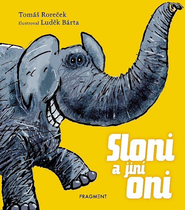 Soutěž o knihu Sloni a jiní oni