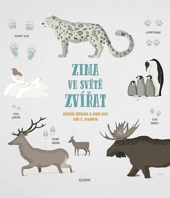 Soutěž o knihu Zima ve světě zvířat