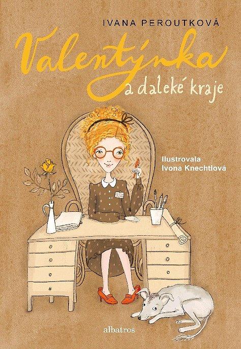 Soutěž o knihu Valentýnka a daleké kraje