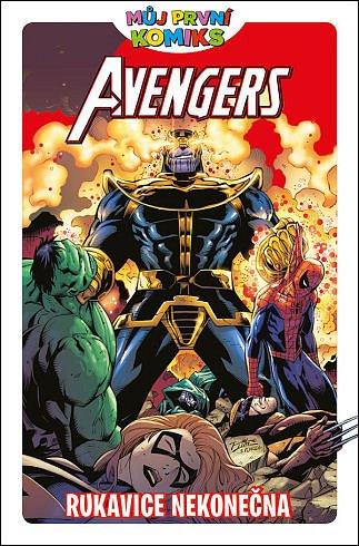 Soutěž o tři komiksy Avengers a rukavice nekonečna