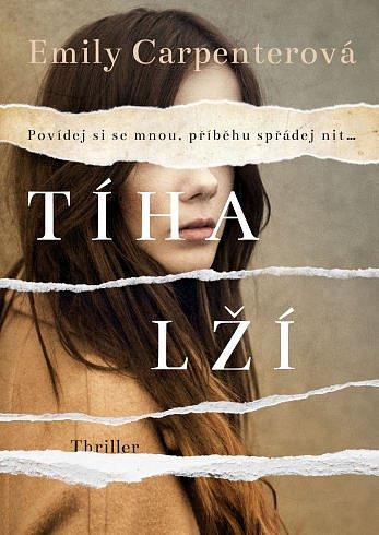 Soutěž o román Tíha lží