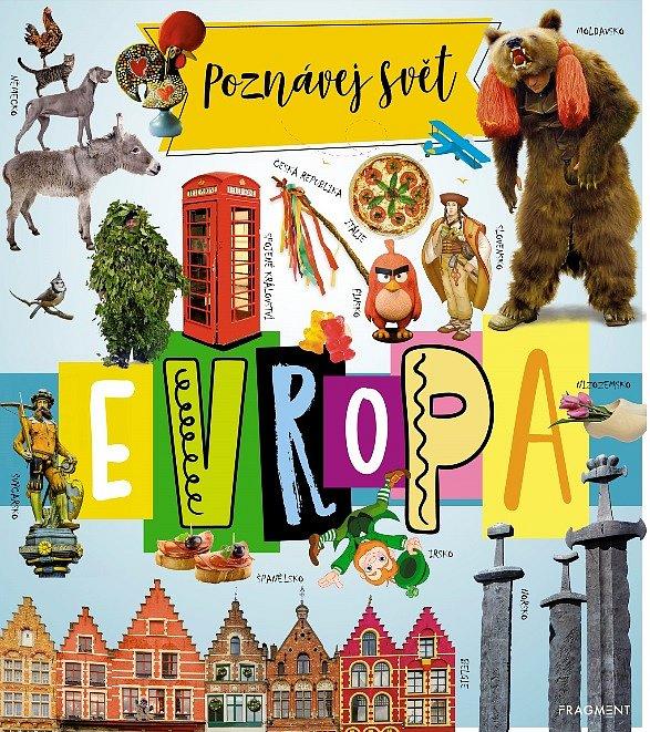 Soutěž o knihu Poznávej svět - Evropa