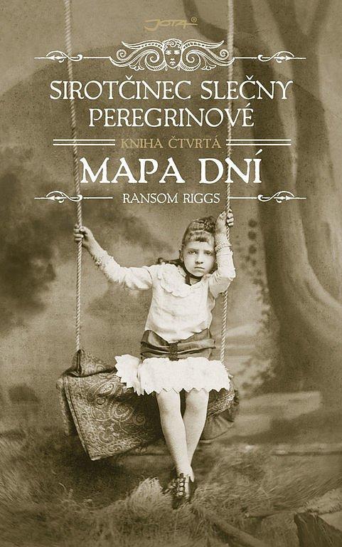 Soutěž o 3 knihy Sirotčinec slečny Peregrinové: Mapa dní