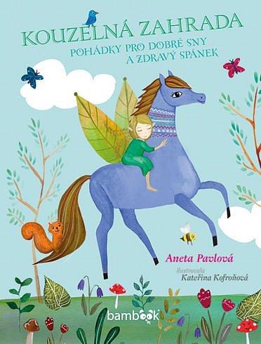 Soutěž o dětskou knížku Kouzelná zahrada