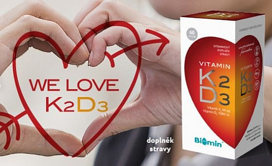 SOUTĚŽ o kombinaci vitaminů K2+D3 a přírodního kalcia Ovovital