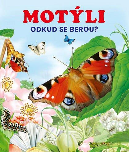 Soutěž o leporelo Motýli