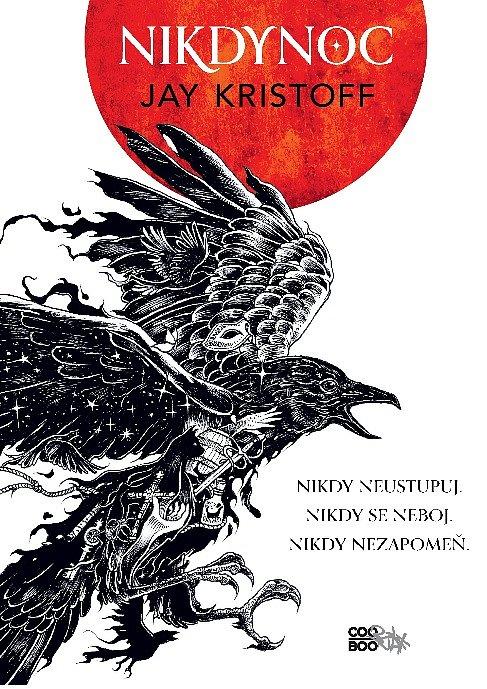 Soutěž o knihu Nikdynoc