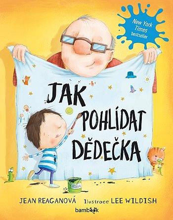 Soutěž o knihu Jak pohlídat dědečka