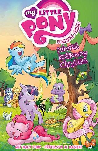 Soutěž o tři komiksy My Little Pony