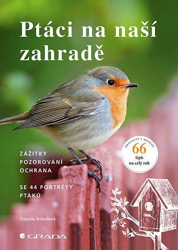 Soutěž o tři knihy Ptáci na naší zahradě