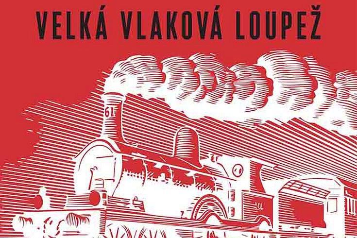 Vyhrajte tři knihy Velká vlaková loupež