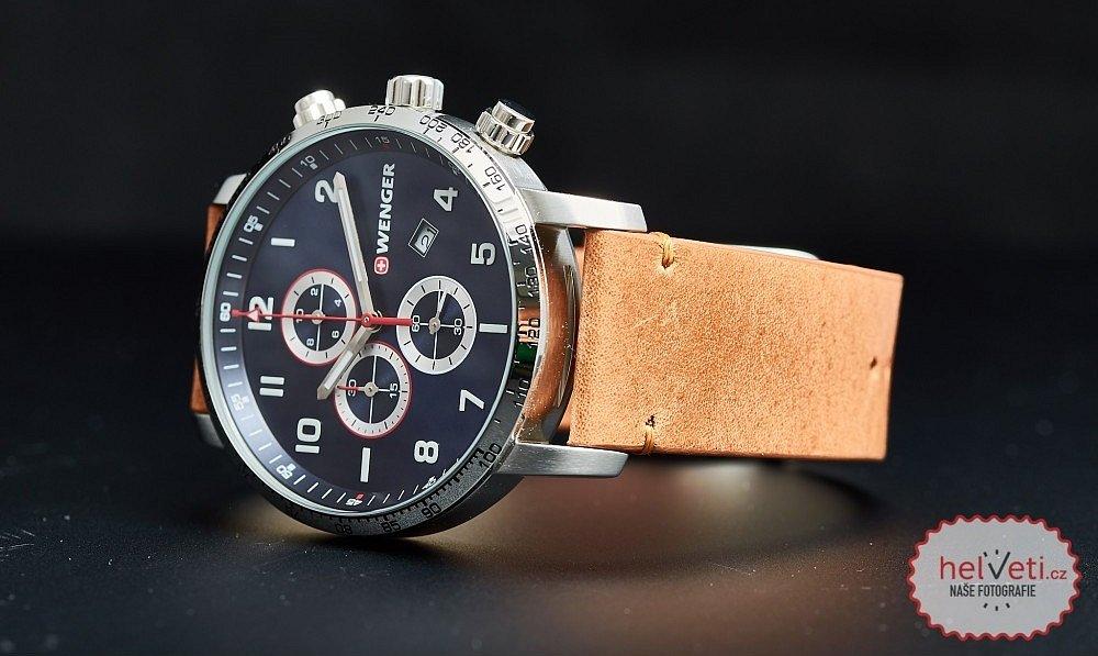 Vyhrajte hodinky Wenger v hodnotě 7890 Kč a další ceny s Helveti.cz