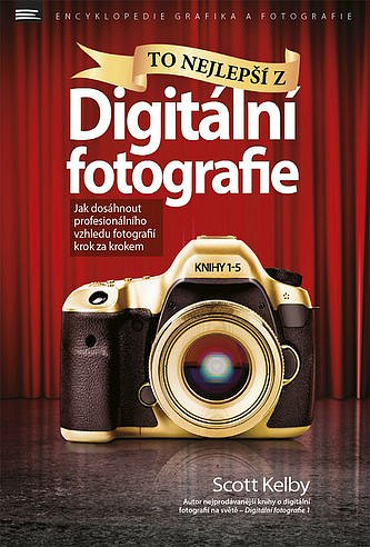 Soutěž o dvě knihy To nejlepší z Digitální fotografie