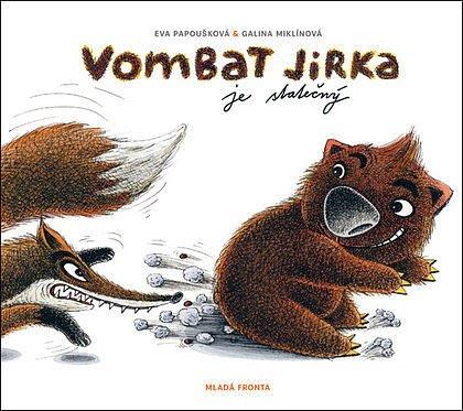 Soutěž o dětskou knihu Vombat Jirka je statečný