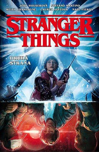 Soutěž o hororový komiks STRANGER THINGS