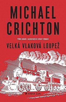 Soutěž o knihu Velká vlaková loupež