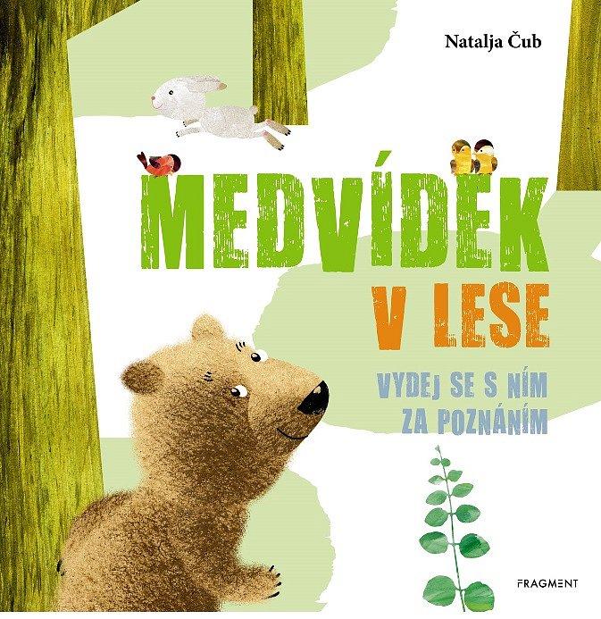 Soutěž o knihu Medvídek v lese