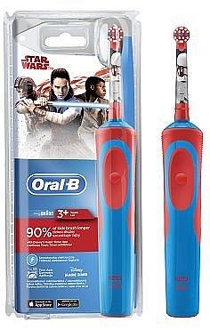 Soutěž s Oral-B o elektrické kartáčky JUNIOR 6+ a KIDS 3+