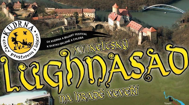 SOUTĚŽ o vstupenky na XVI. keltský LUGHNASAD na hradě Veveří