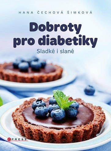 Soutěž o kuchařku Dobroty pro diabetiky