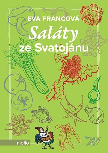 Soutěž o kuchařku Saláty ze Svatojánu
