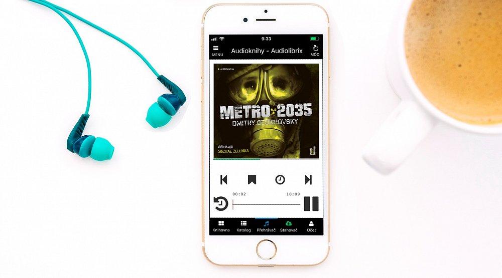 Soutěž o audioknihu Metro 2035