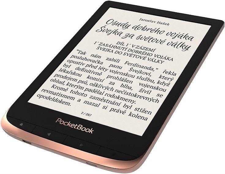 Soutěž o čtečku knih PocketBook