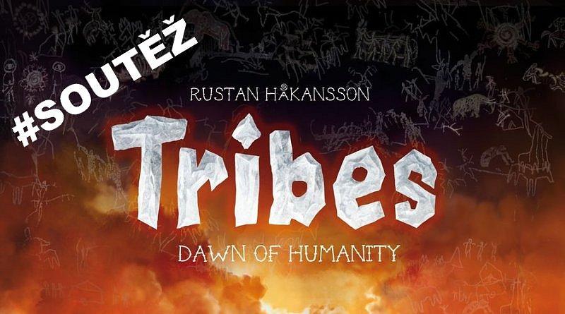 SOUTĚŽ o rodinnou hru TRIBES: úsvit lidstva