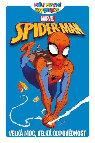 Soutěž o tři dětské komiksy Spider-Man: Velká moc, velká odpovědnost