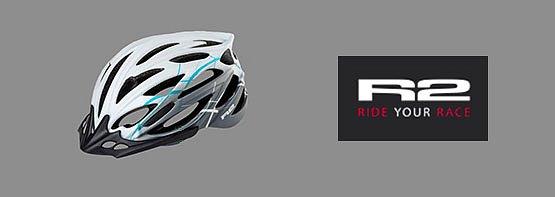 vyhrajte cyklistickou helmu značky R2!