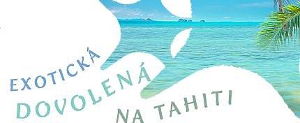 Soutěž o zájezd na ostrov snů