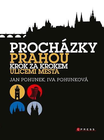 Soutěž o průvodce Procházky Prahou