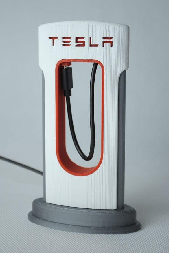 Soutěž o model Superchargeru
